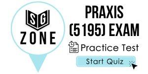 Praxis Spanish: World Language (5195) Exam
