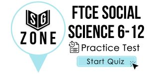 FTCE Social Science 6-12 Test