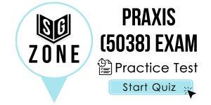 Praxis II English Language Arts: Content Knowledge (5038) Exam